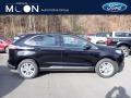 Agate Black 2019 Ford Edge SEL AWD