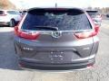 2019 Modern Steel Metallic Honda CR-V EX AWD  photo #3