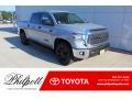 2020 Cement Toyota Tundra TSS Off Road CrewMax #136110607