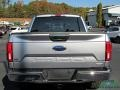 2020 Iconic Silver Ford F150 XLT SuperCrew 4x4  photo #4