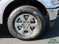 2020 Iconic Silver Ford F150 XLT SuperCrew 4x4  photo #9