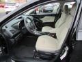 Ivory Front Seat Photo for 2019 Subaru Impreza #136124237