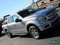 2020 Iconic Silver Ford F150 XLT SuperCrew 4x4  photo #35