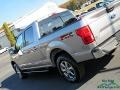 2020 Iconic Silver Ford F150 XLT SuperCrew 4x4  photo #37