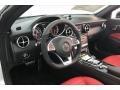 Dashboard of 2020 SLC 43 AMG Roadster