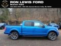2020 Velocity Blue Ford F150 XLT SuperCrew 4x4 #136127627