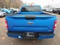 2020 Velocity Blue Ford F150 XLT SuperCrew 4x4  photo #3