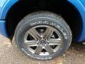 2020 Velocity Blue Ford F150 XLT SuperCrew 4x4  photo #9