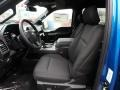 2020 Velocity Blue Ford F150 XLT SuperCrew 4x4  photo #12