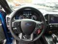 2020 Velocity Blue Ford F150 XLT SuperCrew 4x4  photo #16