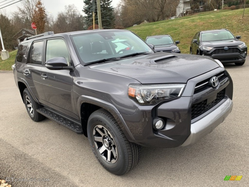 Magnetic Gray Metallic 2020 Toyota 4runner Trd Off Road Premium 4x4 Exterior Photo 136148349 Gtcarlot Com