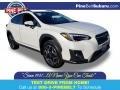 Crystal White Pearl 2019 Subaru Crosstrek 2.0i Limited