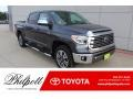 2020 Magnetic Gray Metallic Toyota Tundra 1794 Edition CrewMax 4x4 #136157897