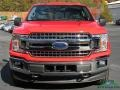 2019 Race Red Ford F150 Lariat SuperCrew 4x4  photo #8