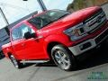 2019 Race Red Ford F150 Lariat SuperCrew 4x4  photo #34