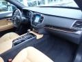 Dashboard of 2019 XC90 T6 AWD Momentum