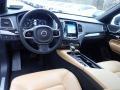 2019 XC90 T6 AWD Momentum Blonde Interior