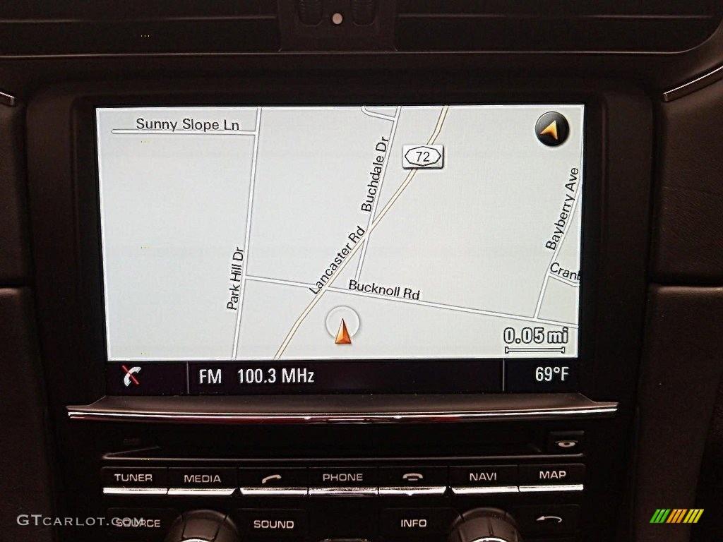 2016 Porsche 911 Targa 4 GTS Navigation Photos
