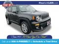 2020 Granite Crystal Metallic Jeep Renegade Limited 4x4 #136175023