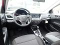 Dashboard of 2020 Accent SEL
