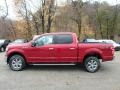 2019 Ruby Red Ford F150 XLT SuperCrew 4x4  photo #5