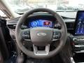 Ebony Steering Wheel Photo for 2020 Ford Explorer #136187491
