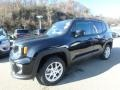 2019 Black Jeep Renegade Latitude 4x4 #136198691