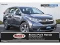 2019 Modern Steel Metallic Honda CR-V LX #136198589