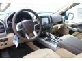 Medium Light Camel Interior Photo for 2020 Ford F150 #136224311