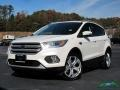 2019 White Platinum Ford Escape Titanium 4WD #136216768