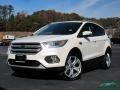 2019 White Platinum Ford Escape Titanium 4WD #136216768