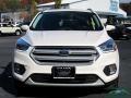 2019 White Platinum Ford Escape Titanium 4WD  photo #8