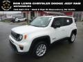2019 Alpine White Jeep Renegade Sport 4x4 #136216957