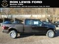 2020 Magma Red Ford F150 XL SuperCab 4x4  photo #1