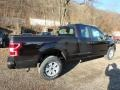 2020 Magma Red Ford F150 XL SuperCab 4x4  photo #2