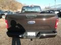 2020 Magma Red Ford F150 XL SuperCab 4x4  photo #3