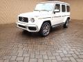 designo Diamond White Metallic 2020 Mercedes-Benz G 63 AMG