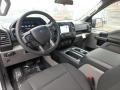 2019 F150 STX SuperCab 4x4 Black Interior