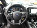 Black Steering Wheel Photo for 2020 Ford F150 #136238324