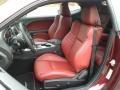 2019 Dodge Challenger Demonic Red/Black Interior Interior Photo