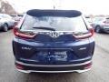 2020 Obsidian Blue Pearl Honda CR-V EX AWD  photo #3