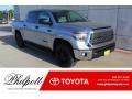 2020 Silver Sky Metallic Toyota Tundra TSS Off Road CrewMax #136270323