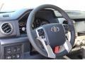 2020 Silver Sky Metallic Toyota Tundra TSS Off Road CrewMax  photo #13