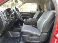 Front Seat of 2019 5500 Tradesman Regular Cab 4x4 Chassis