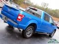 2019 Velocity Blue Ford F150 XLT SuperCrew 4x4  photo #37