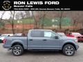 2019 Abyss Gray Ford F150 STX SuperCrew 4x4 #136289156