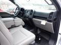 2020 Oxford White Ford F150 XL Regular Cab 4x4  photo #2