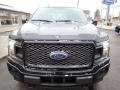 2020 Agate Black Ford F150 Lariat SuperCrew 4x4  photo #2