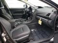 Black Front Seat Photo for 2019 Subaru Crosstrek #136317765