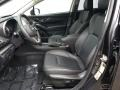 Black Front Seat Photo for 2019 Subaru Crosstrek #136318164
